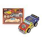 Melissa & Doug® Decorate-Your-Own Wooden Race Car