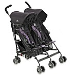 Maclaren® Twin Triumph Stroller in Black/Charcoal