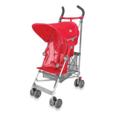 Maclaren® Volo Stroller - Scarlet