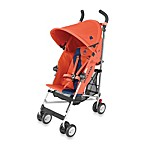 Maclaren® Triumph Stroller in Burnt Orange/Medieval Blue