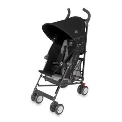 Maclaren® Triumph Buggy Stroller in Black