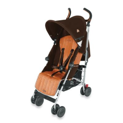 Maclaren® Quest Stroller in Coffee/Burnt Orange