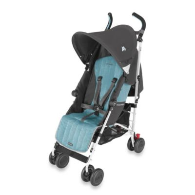 Maclaren® Quest Sport Stroller in Charcoal and Citadel