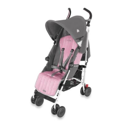 Maclaren® Quest Stroller in Dove/Orchid Smoke