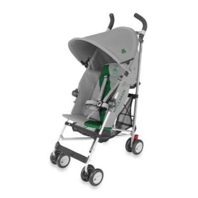 Maclaren® Triumph Stroller in Dove/Jelly Bean