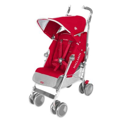 Single Strollers > Maclaren® Techno XT Stroller in Persian Rose
