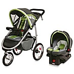 Graco® FastAction™ Fold Jogger Click Connect™ Travel System in Piazza™