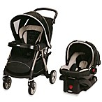Graco® UrbanLite™ Click Connect™ Travel System in Titanium™