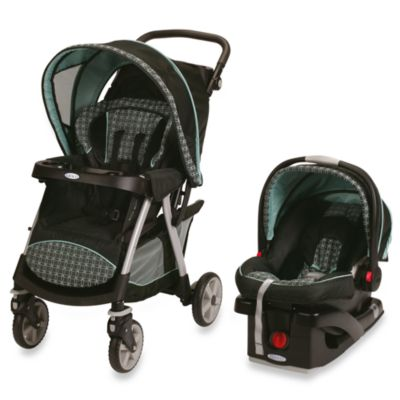 Graco® UrbanLite™ Click Connect™ Travel System in Cascade