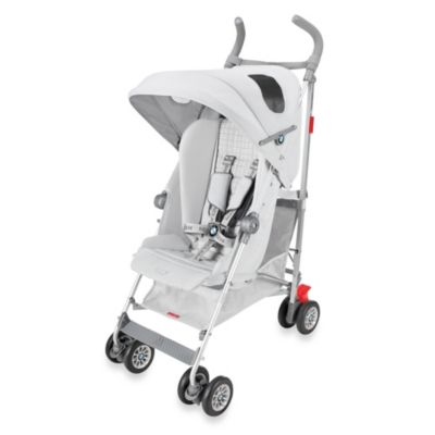 Maclaren® BMW Buggy in Silver