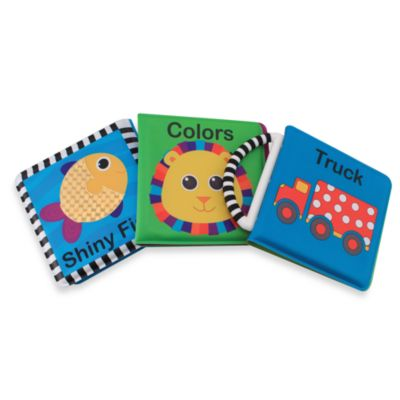 Sassy® Three Book Set