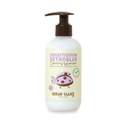 Little twig® 8.5 oz. Baby Conditioning Detangler in Calming Lavender