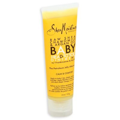 SheaMoisture Raw Shea Butter 4 oz. Baby Head to Toe Ointment