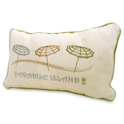Scent-Sation® Postcard Boudoir Toss Pillow