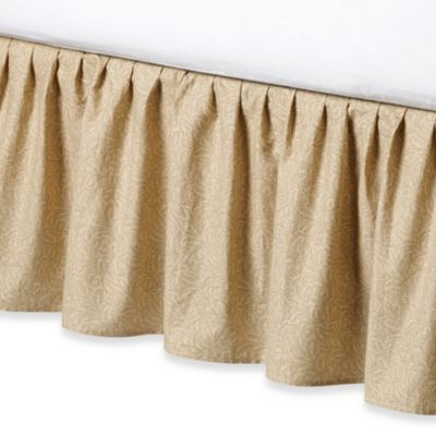 Forest Friends Twin Bed Skirt
