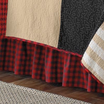 Alpine Lodge King Bedskirt