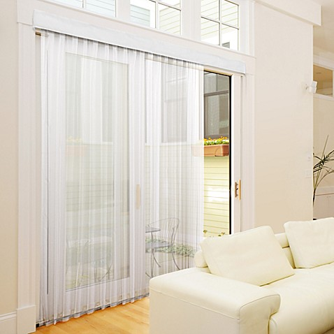 Lose The Louvers Voile Blinds