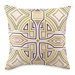 Trina Turk® Ikat Retro Square Toss Pillow
