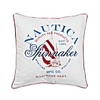 Nautica® Brant Point 18-Inch Square Toss Pillow