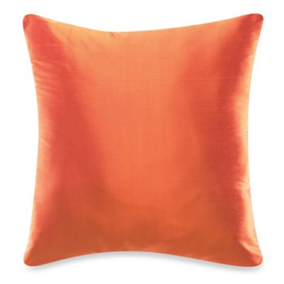 KAS® Letter from Paris Silk Square Toss Pillow