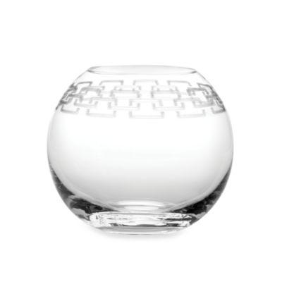 Mikasa® Calista Crystal Rose Bowl