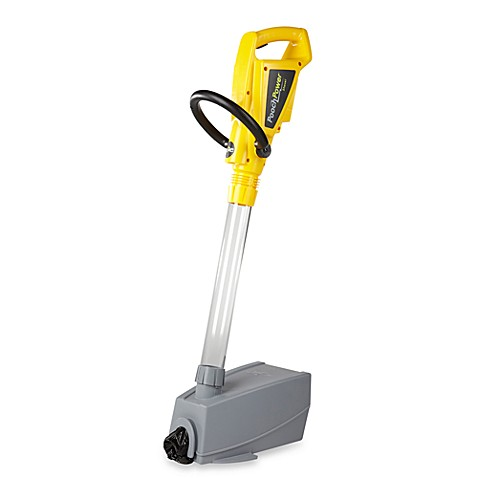 Pooch Power Vacuum Shovel in Yellow