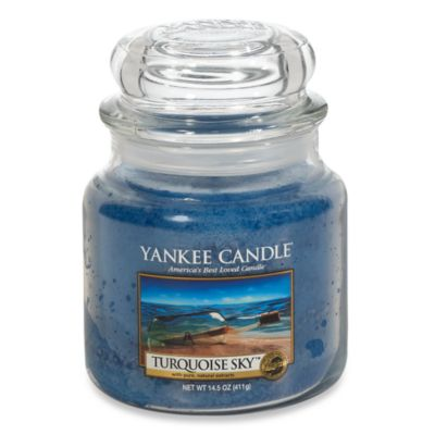 Yankee Candle® Turquoise Sky™ Medium Classic Candle Jar
