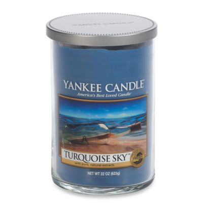 Yankee Candle® Turquoise Sky™ Large 2-Wick Lidded Candle Tumbler