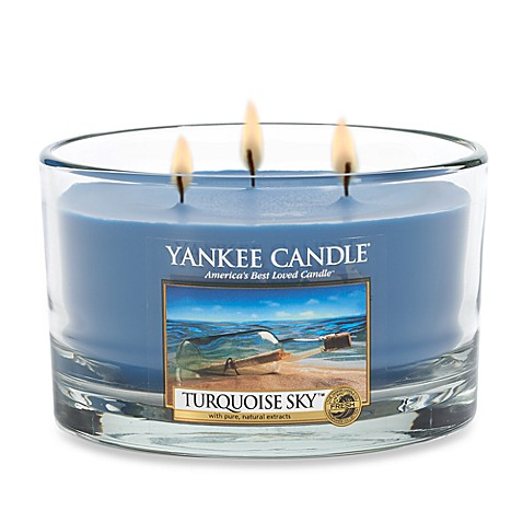Yankee Candle® Turquoise Sky™ 3-Wick Candle