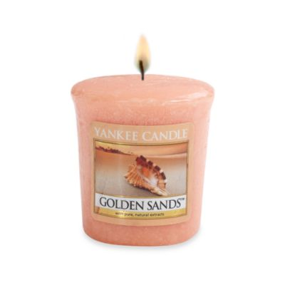 Yankee Candle® Golden Sands™ Sampler® Votive Candle