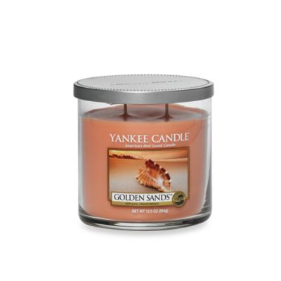 Yankee Candle® Golden Sands™ Medium 2-Wick Candle Tumbler