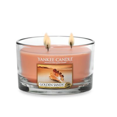 Yankee Candle® Golden Sands™ 3-Wick Candle