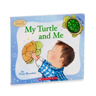 My Turtle and Me Board Book