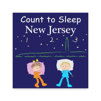 Count to Sleep Board Book in New Jersey