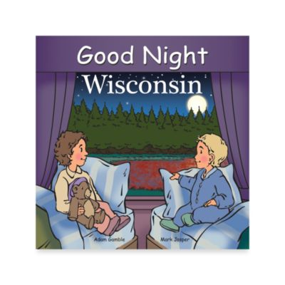 Good Night Board Book in Wisconsin