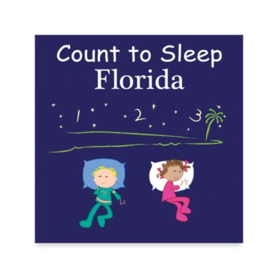 Count to Sleep Board Book in Florida