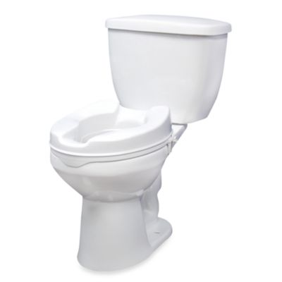 Drive Medical 2-Inch Raised Toilet Seat