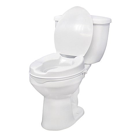 Buy Drive Medical Raised 2 Quot Toilet Seat With Lid From Bed