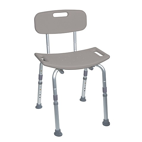 Drive Medical Bath Chair With Carry Bag