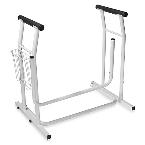 Buy Drive Medical Stand Alone Toilet Safety Rail From Bed