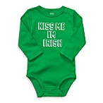 Carter's® Kiss Me I'm Irish Bodysuit