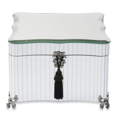 Bombay® Glamour Mirrored Jewelry Box