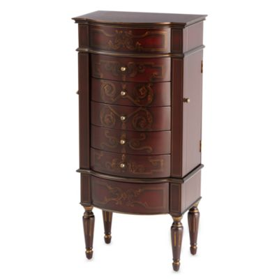 Bombay® Rouge Jewelry Armoire