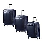 Samsonite® Silhouette Sphere in Blue Luggage Collection