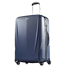 Samsonite® Silhouette Sphere 26-Inch Spinner Hardside Upright in Blue