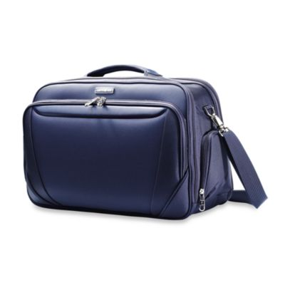 Samsonite® Silhouette Softside Weekender Boarding Bag in Blue