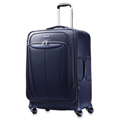 Samsonite® Silhouette Sphere Softside 29-Inch Expandable Spinner in Blue