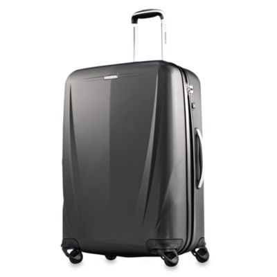 Samsonite® Silhouette Sphere Hardside 26-Inch Spinner Upright in Black