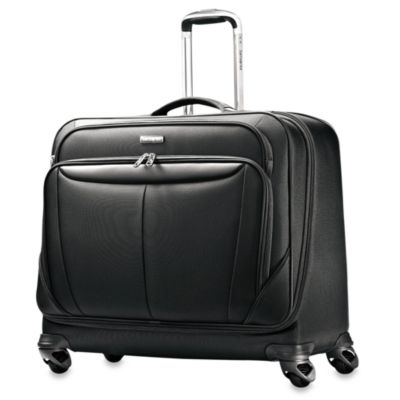 Samsonite® Silhouette Sphere Softside 23-Inch Spinner Garment Bag in Black