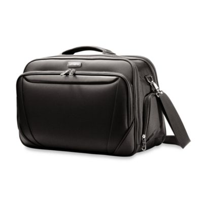 Samsonite® Silhouette Sphere Softside Weekender Boarding Bag in Black